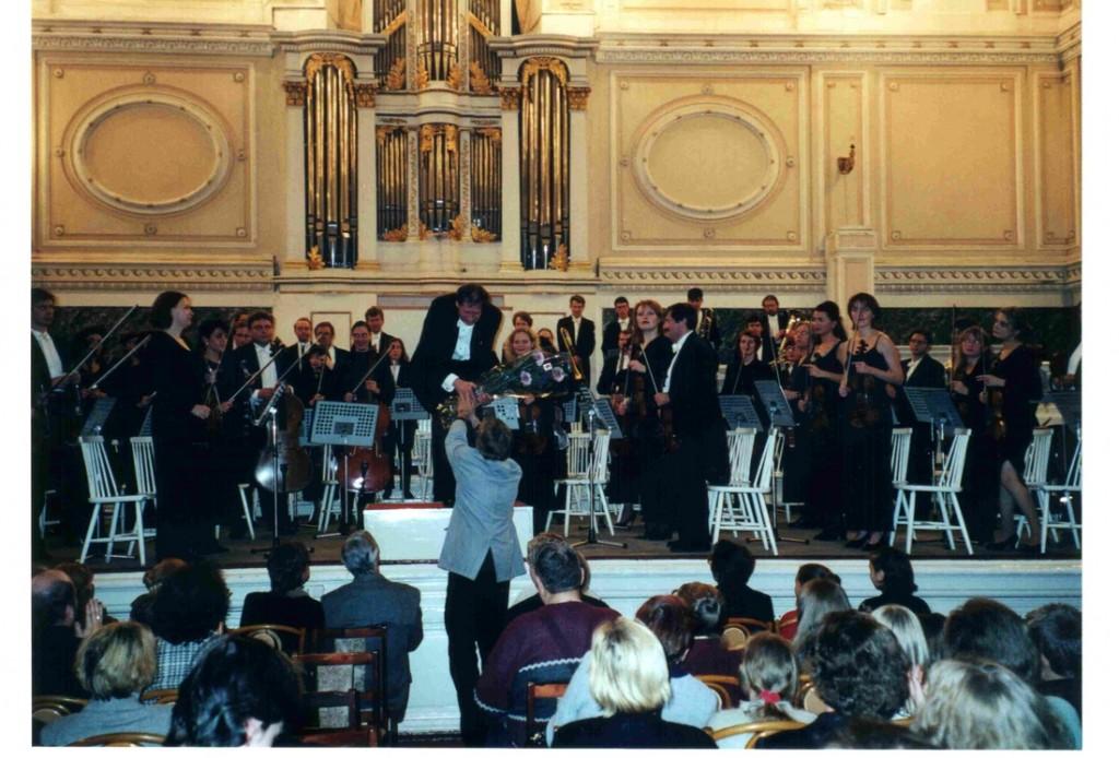 St. Petersburg Academic Cappella Symphony